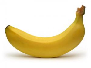 Een banaan