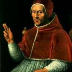 de Nederlandse paus Adrianus VI