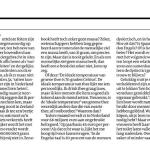 De column in De Volkskrant over Nutteloze Feiten